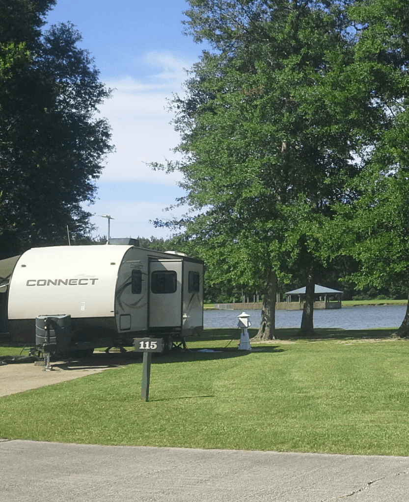 campground in louisiana long