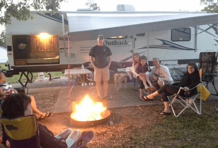 campgrounds in louisiana mid